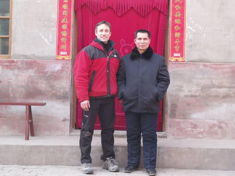 OLYMPUS DIGITAL CAMERA | 加拿大安瑞德很荣幸在传播基地主任张高彦家过2009春节