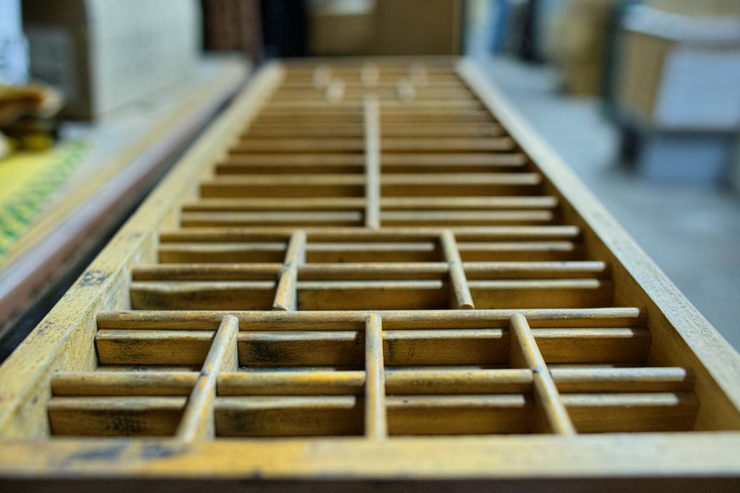 type drawers type case