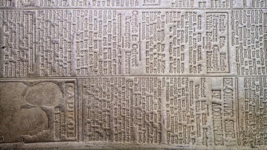 2015-01-18_0RA9272_v1_LTM | Papier-mâché newspaper mats (flong) 1937