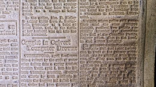 2015-01-18_0RA9272_v1_LTM-Topaz | Papier-mâché newspaper mats (flong) 1937