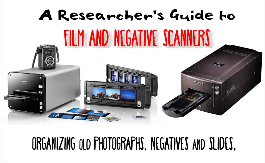 film negative scanners review digitize