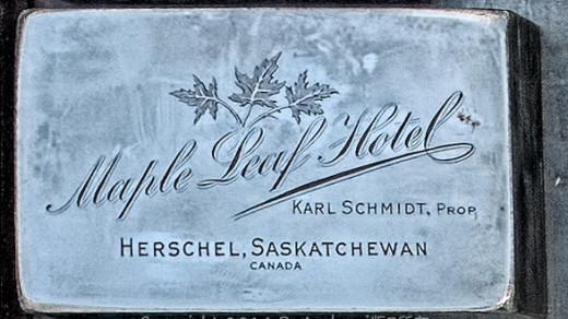2015-05-14_0RA9681_v1 009 Maple Leaf Hotel- Herschel SK | Maple Leaf Hotel Karl Schmidt, Prop Herschel, Saskatchewan Canada