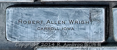 2015-05-14_0RA9681_v1 028 Robert Wright- Iowa USA | Robert Allen Wright Carroll, Iowa