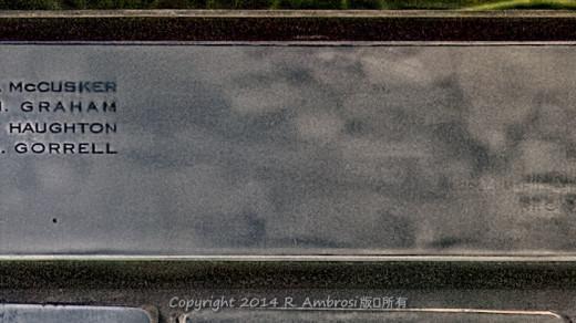 2015-05-14_0RA9706_v1 TRAY 2 001 McCusken-Graham-Haughton | Dr. E.A. McCusker Dr. H.M. Graham Dr. T.J. Haughton Dr. D.S. Gorrell