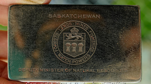 2015-05-14_0RA9729_v1 cropRRRightRead | Saskatchewan Deputy Minister of Natural Resources. Forests - Lands - Mines - Fisheries - Water Powers