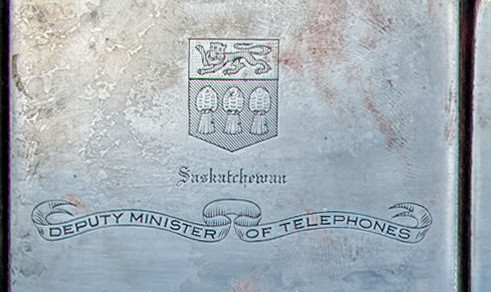2015-05-14_0RA9744_v1 TRAY 4 005 Deputy of Minister of Telephones1200 | Saskatchewan Deputy Minister of Telephones