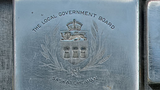 2015-05-14_0RA9744_v1 TRAY 4 009 Local Government Board Sask Gov1200 | The Local Government Board. Saskatchewan