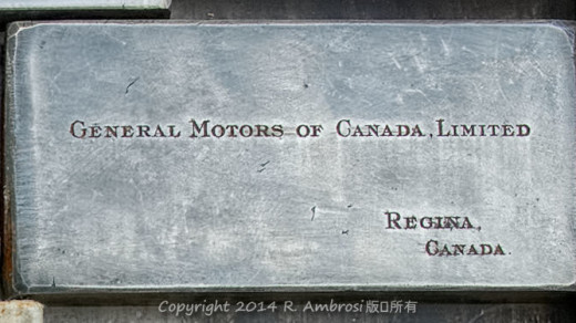 2015-05-14_0RA9744_v1 TRAY 4 012 General Motors of Canada- Regina SK1200 | General Motors of Canada, Limited. Regina, Canada