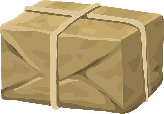 Wrap a parcel