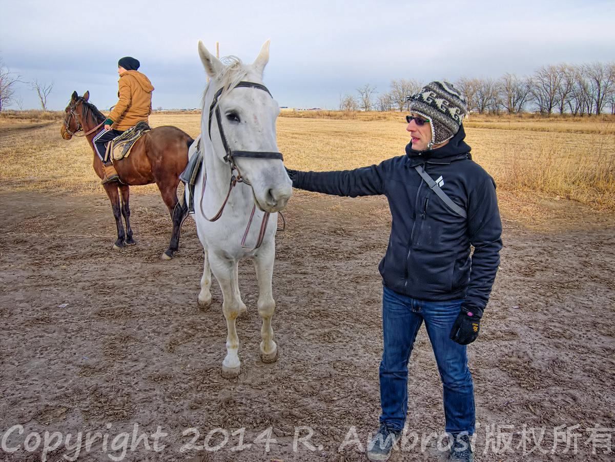 Kazakhstan Atyrau horseback riding